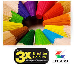 3x Brighter Colors
