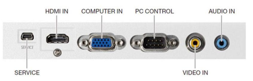 ویدئو پروژکتور ان ای سی مدل NEC NP-VE303G