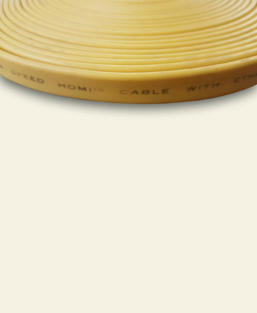 SITRO HDMI Cable -FLAT - Ver 1.4 - 5 m
