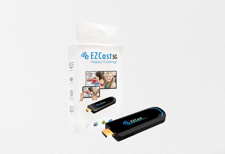 دانگل بی سیم HDMI ایزی کست مدل (EZCast A1 (5G