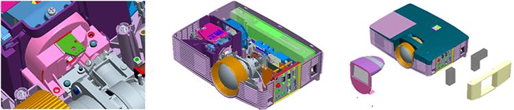 ویدئو پروژکتور ایسر مدل acer X113H