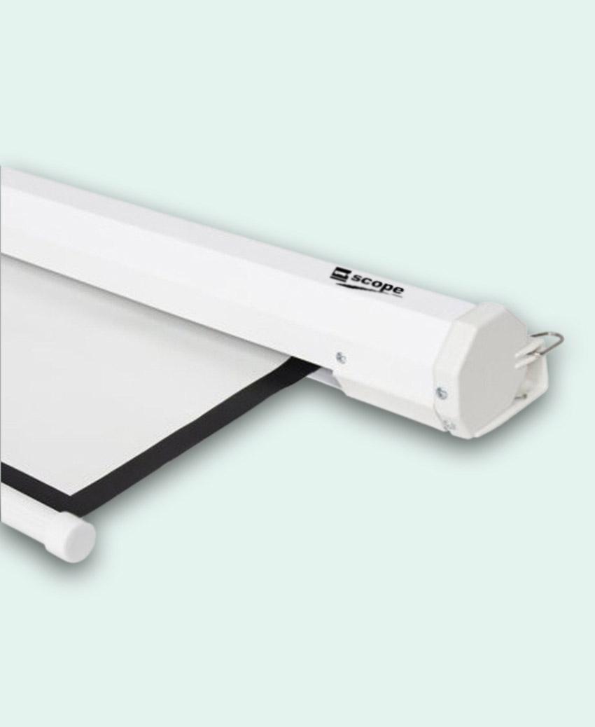 SITRO Manual Projector Screen 120 inch