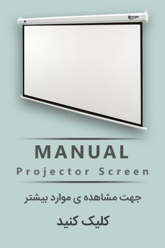 Projector Screen (Manual)