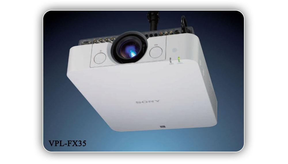 ویدئو پروژکتور سونی مدل SONY VPL-FX35