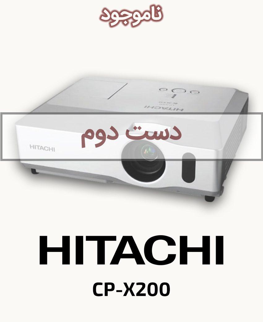HITACHI CP-X200