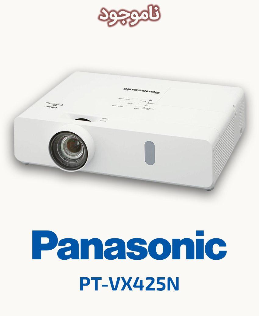 Panasonic PT-VX425N