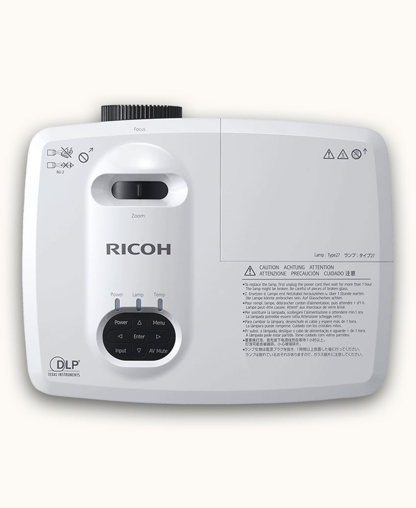 Ricoh PJ X2440