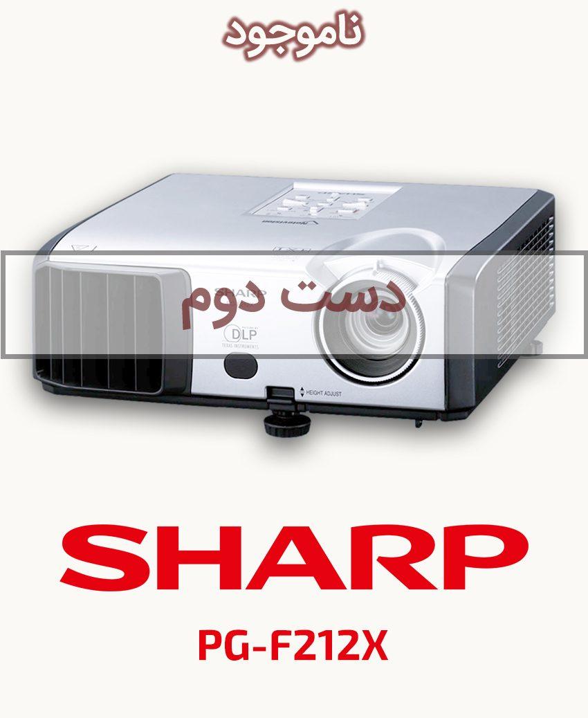 SHARP PG-F212X