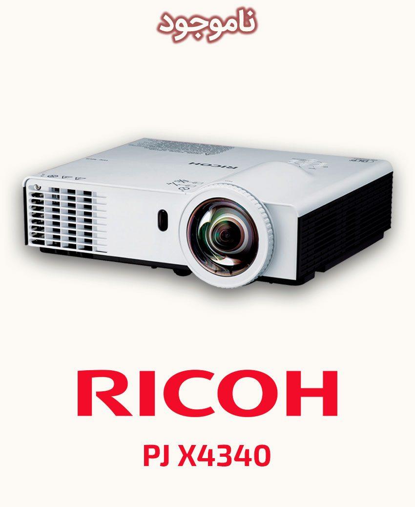 RICOH PJ X4340