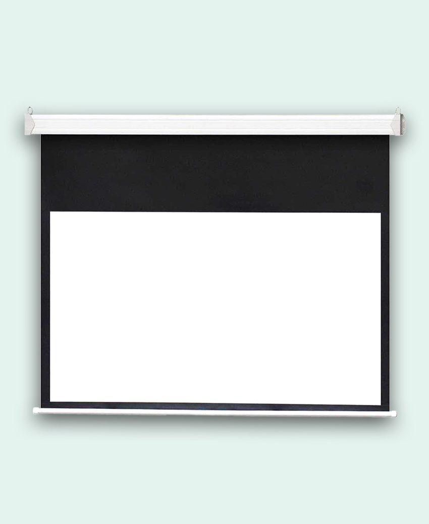 Fujita Electric Projector Screen 120 inch