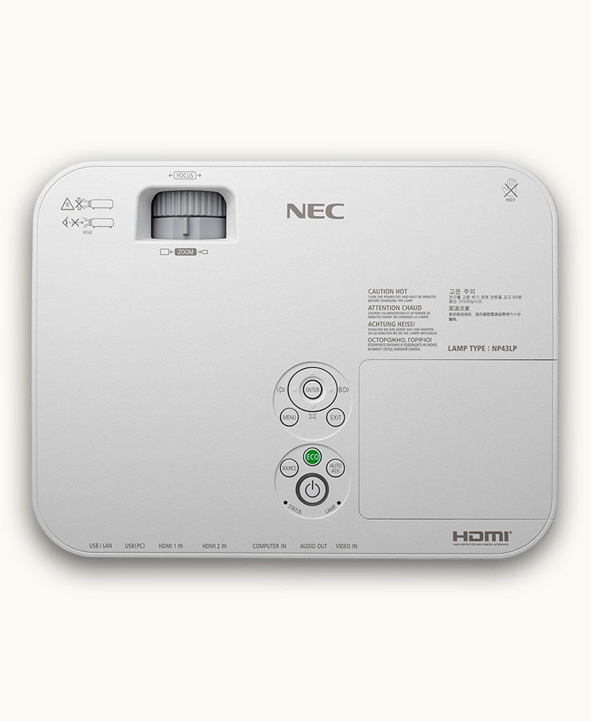 NEC NP-ME301X