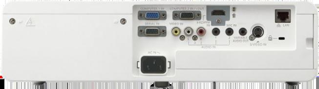 Panasonic PT-VX430
