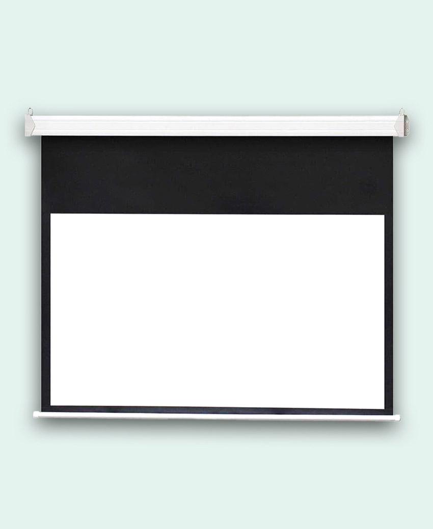 Fujita - Electric - Projector Screen - 100 inch - 16-9