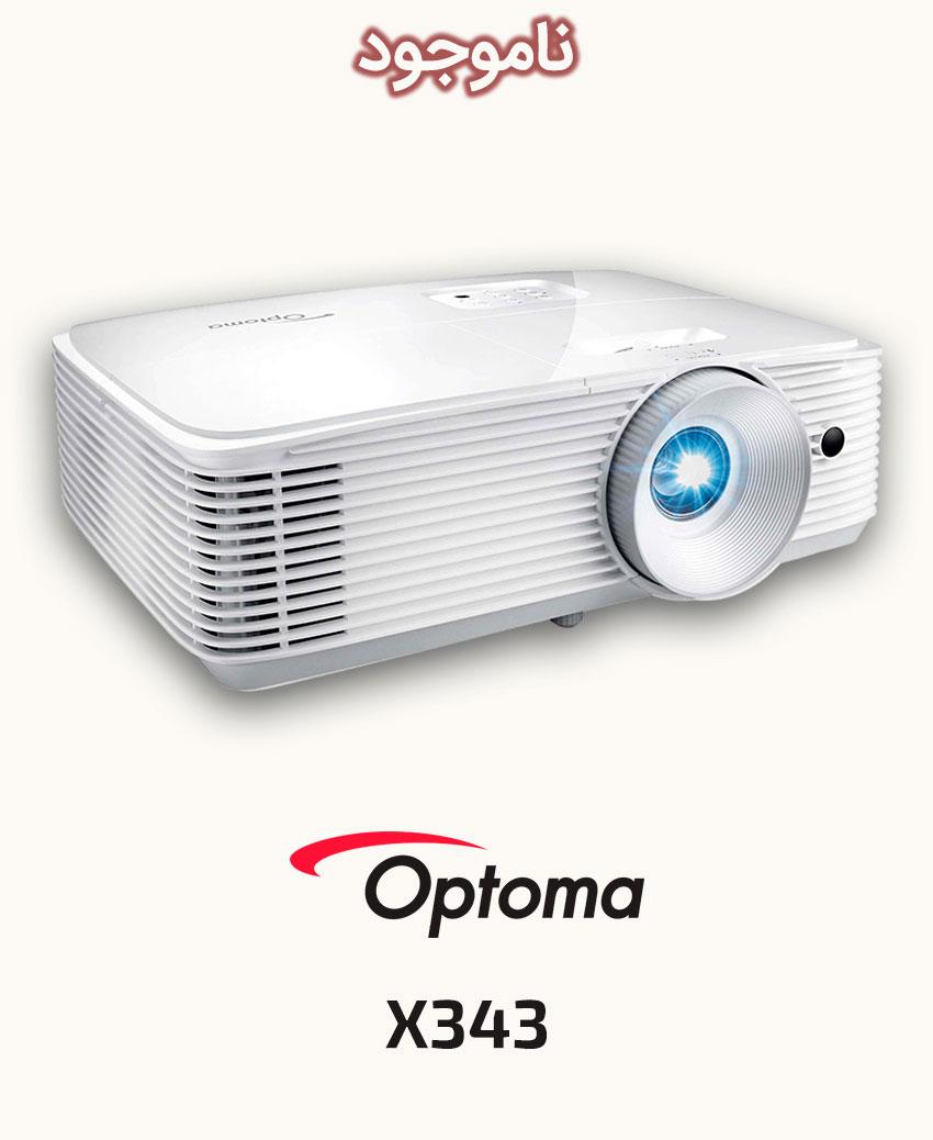 Optoma X343