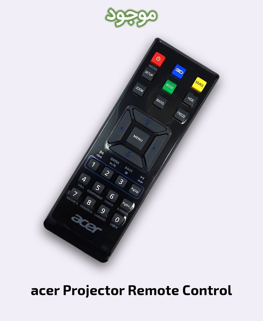 acer Projector Remote Control