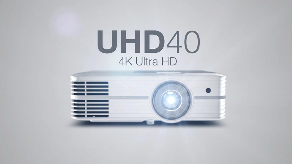 ویدئو پروژکتور اپتما مدل Optoma UHD40