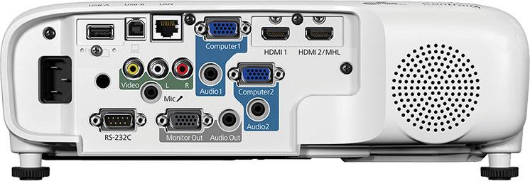 ویدئو پروژکتور اپسون مدل EPSON PowerLite 2247U