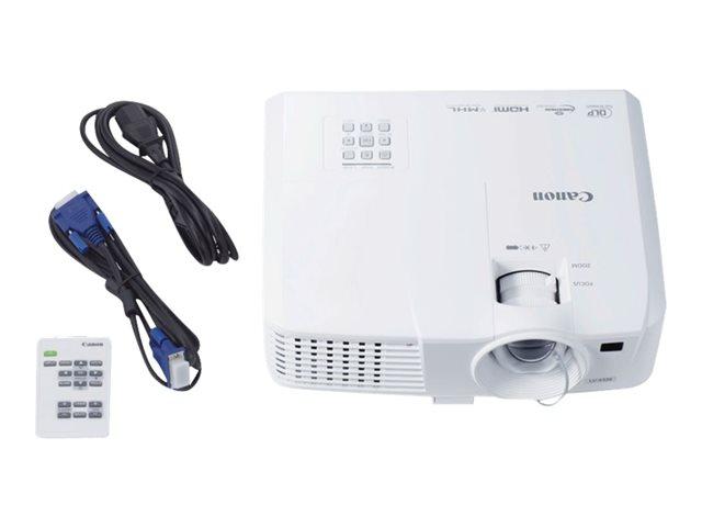 ویدئو پروژکتور کانن مدل Canon LV-X320