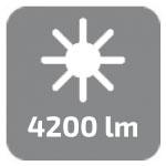 4200-Lumens