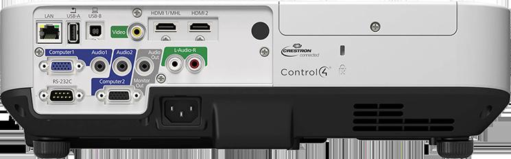 ویدئو پروژکتور اپسون مدل EPSON PowerLite 2155W