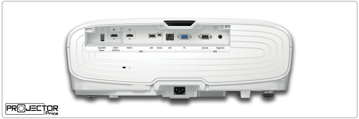 ویدئو پروژکتور اپسون مدل EPSON Home Cinema 4010