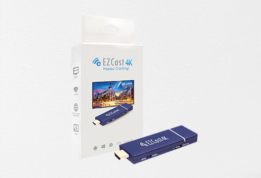 دانگل بی سیم HDMI ایزی کست مدل EZCast 4K