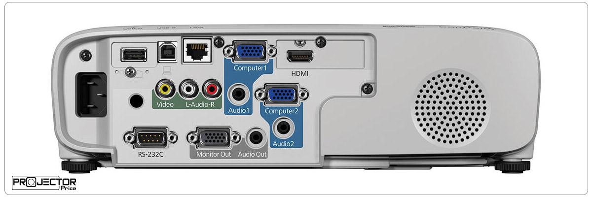 ویدئو پروژکتور اپسون مدل EPSON PowerLite X39