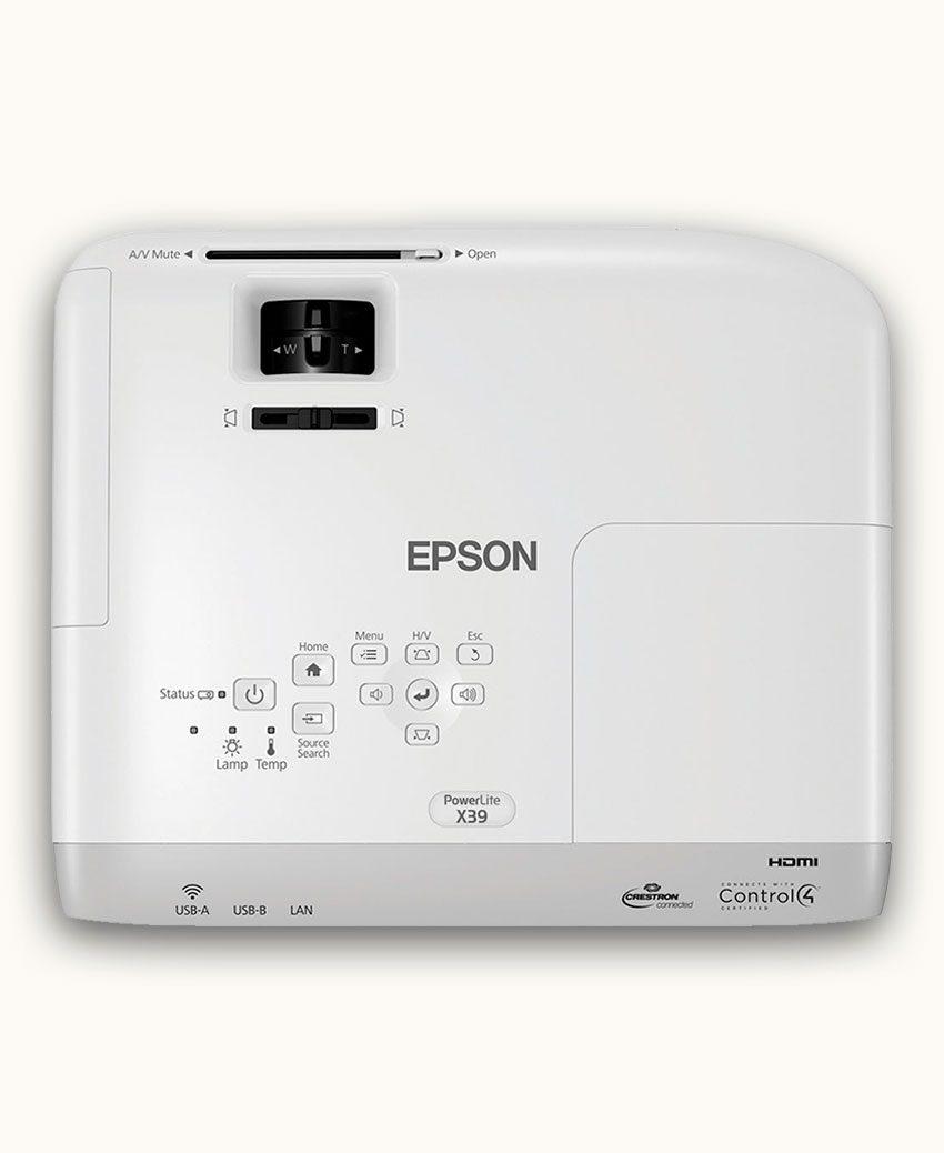 EPSON PowerLite X39