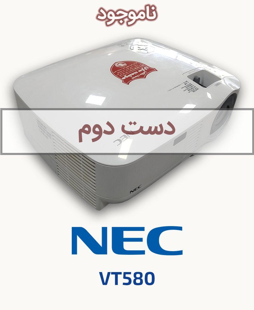 NEC VT580