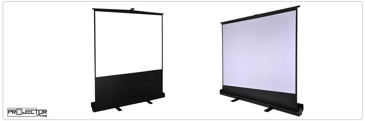 پرده نمایش مدل Floor Screen