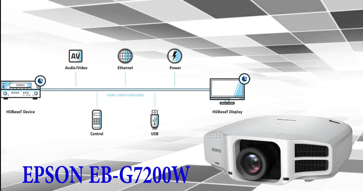 ویدئو پروژکتور اپسون EB-G7200W