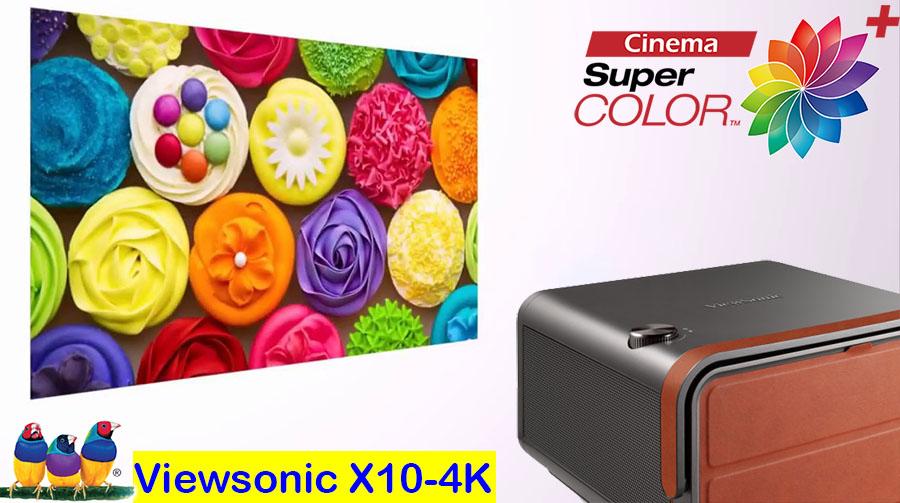 ویدئو پروژکتور ViewSonic X10-4K
