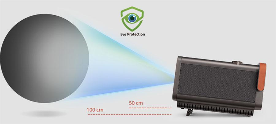 ویدئو پروژکتور ویوسونیک مدل X10-4K
