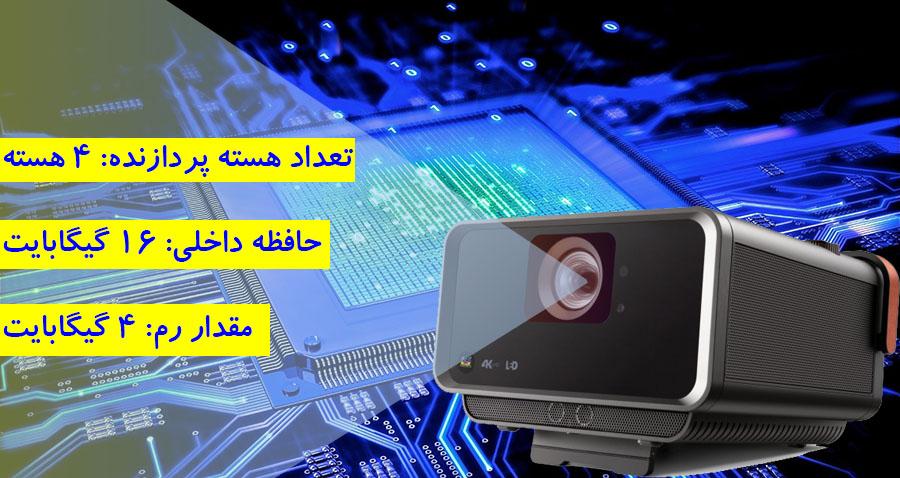 ویدئو پروژکتور ویوسونیک مدل ViewSonic X10-4K