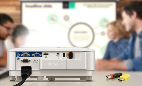 ویدئو پروژکتور بنکیو مدل BenQ EH600