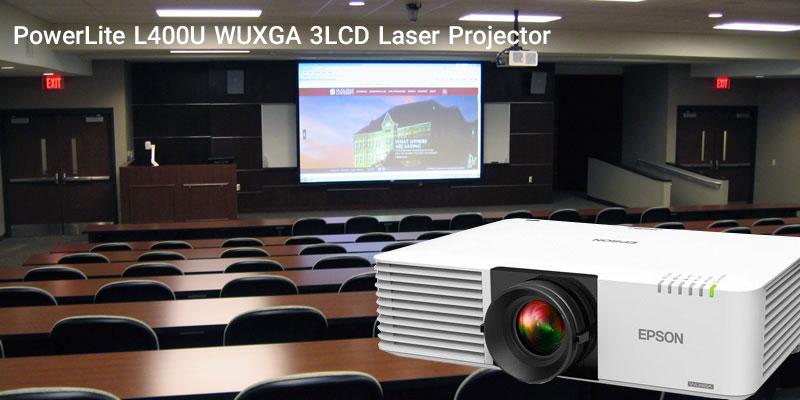 ویدئو پروژکتور اپسون مدل EB-L400U