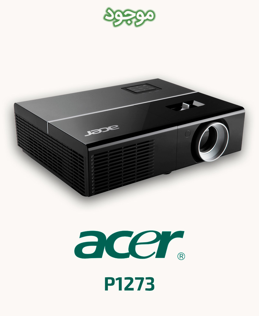 ویدئو پروژکتور ایسر مدل acer P1273