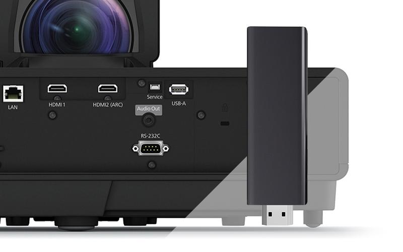 ویدئو پروژکتور اپسون مدل EH‑LS500B